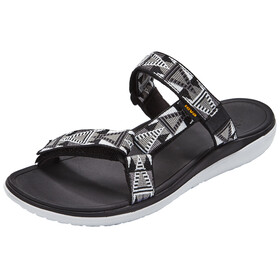 Teva Terra-Float Lexi Sandalen Dames grijs/zwart